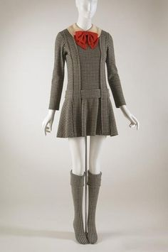 Rudi Gernreich, Dress, Fall/Winter 1967, Fashion Institute of Technology, New York