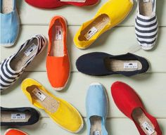 Are you having any of the 5 Espadrilles in your Wardrobe
