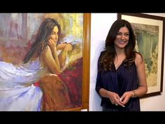 Sushmita Sen inaugurates John Fernandez's art show in Mumbai Sushmita Sen, Bollywood News, Youtube, Art, Kunst, Youtube Movies, Art Education, Artworks