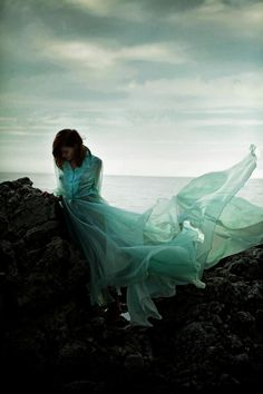 Caught by the sea - Shaina H.
