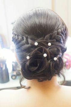 Hair do briesmide... # by me ...