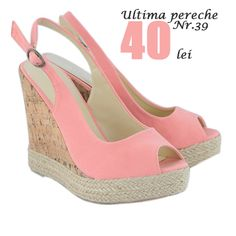 Espadrilles, Pink, Wedges, Shoes, Fashion, Sandals, Espadrilles Outfit, Moda, Zapatos