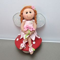 polymer clay fairy pics - Google Search