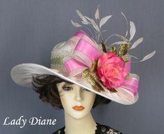 Kentucky Derby Hats, Derby Hats, Fashion Hats - Lady Diane Hats