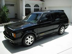 GMC Typhoon.