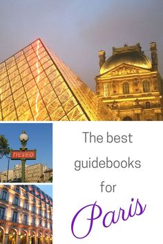 Without a Lonely Planet or Frommers travel guide in sight, I've found the best guidebooks for Paris regardless of your interests. #France #Paris #travelplanning