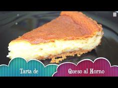 Tarta de Queso al Horno - New York Cheesecake   Receta Facil - YouTube