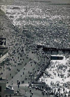 Coney Island in 1949