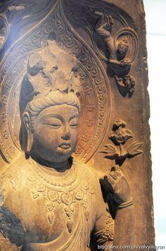 [转载]陕西宝庆寺十一面观音造像