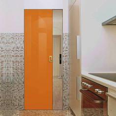 Pocket door kits and systems. Single, double, glass and fire rated pocket sliding door kits suitable for UK homes. In the wall cavity, hidden sliding doors. Glass Pocket Doors, Glass Door, Architrave, Creative Design, Storage, Furniture, Color, Home Decor, Style