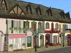 Victorian Moll Street