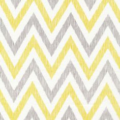 Organic Fitted Crib Sheet - Grey Yellow Chevron - Chevron Crib Sheet on Etsy, $45.00