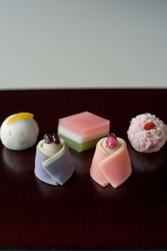 Japanese sweets                                                                                                                                                                                 More