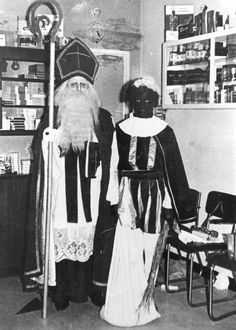 Sinterklaas in de Noordoostpolder