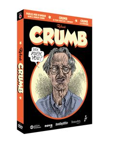 CRUMB - Documentary - DVD release only. Artwork: André Palais >> www.andrepalais.com