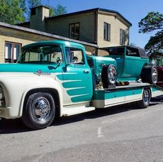 1956 Ford Truck, F100 Truck, Ford Pickup Trucks, Hot Rod Trucks, Cool Trucks, Custom Trucks, Custom Cars, Old Pickup, Cab Over