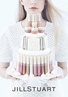 ADVERTISING | OSAMU YOKONAMI PHOTOGRAPHER light pink white fresh, youthful, innocent