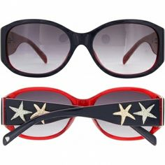 Love my Brighton sunglasses. Cute new style.....Anchors Away Sunglasses  available at #Brighton