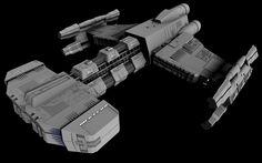starcraft_battlecruiser_clay_by_lwerewolf-d4dv0m7.png (1920×1200)