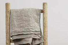 Natürlichen Landhaus Leinen Handtuch. von KnockKnockLinen auf Etsy