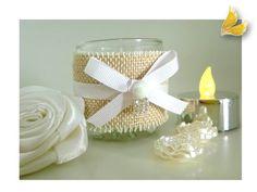 lembrancinha Casamento - vela aromática | Mymos e Presentes | Elo7