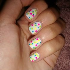 #nails #nailart #whitenails #brightnails #pinknails #greennails #yellownails #bluenails