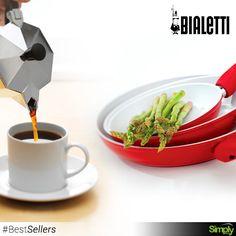 Lo mejor para ti y tus alimentos con #Bialetti #SimplyHome #SimplyHomeCol #Simply #Home #Decoracion