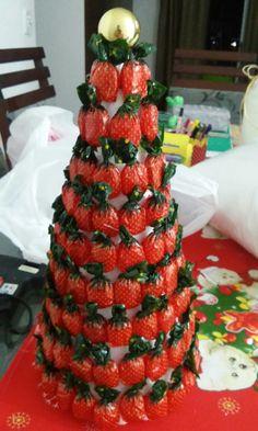 Árvore de Natal de balas