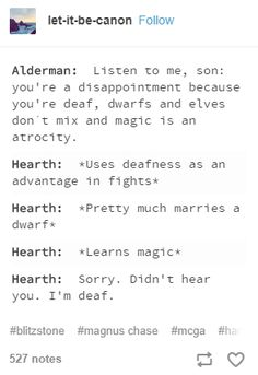 Denouncing Hearth as your son? That's okay I'll adopt him he's my son now