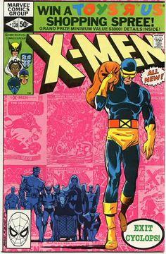 Uncanny X-Men (1st series) # 138