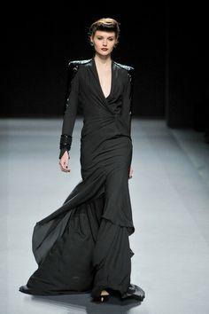 The Look: Jenny Packham Fall 2012 RTW at NYFW