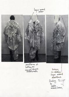 Fashion Sketchbook - fashion design development; fashion portfolio // Paul Thomson