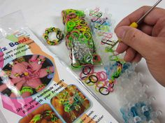 rainbow loom instructions