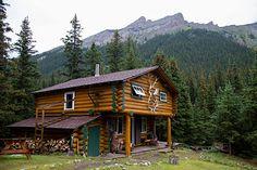 Halfway Hut - Banff National Park