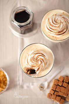 Gingerbread-liqueur orange cream | Flickr - Photo Sharing!