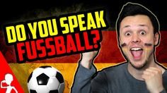 It's bonus video time!   Do you know all the important soccer/football terms in #German? No? You will after watching this! Prepare yourself for the next match and Get Germanized! Also, make sure to let me know how you liked my dance at the end of the video
