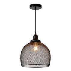 Lucide Mesh Hanglamp Ø 28 cm Decoration, Ceiling Lights, Lighting, Pendant, Led, Home Decor, Offices, Html, Products