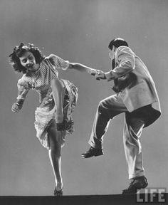 THE LAST DON: Lindy Hop / via retronaut.co