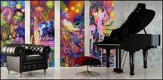 musical murals - Yahoo Image Search Results