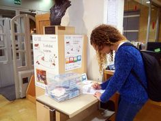 Participación de la Biblioteca de Humanidades María Moliner (BUZ) en la 13ª edición de la Olimpiada Solidaria de Estudio 2015.