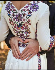 Crochet Lace, Romania, Cross Stitch, Embroidery, Long Sleeve, Sleeves, Outfits, Dresses, Women