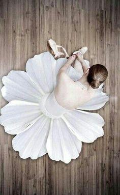 Ballerina flower