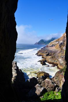 Sea Lion Cave, Oregon