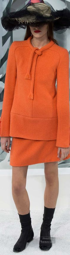 Chanel.~ Couture Spring Skirt Suit, 2015