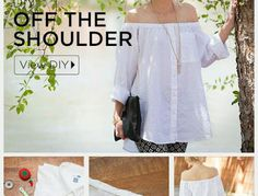It is easy to design stylish clothes with a few simple steps to help you renew your wardrobe.  Apply some of these ingenious ideas DIY cl...
