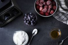 The thrill of creating your own ice cream in 4 simple steps: