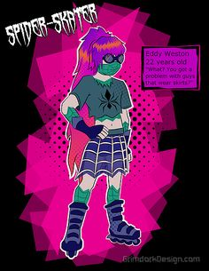 Spidersona digital art by Grimdork. spider-man, into the spider verse, super hero, Pyramid Head, Gamer Pics, Finn The Human, Amy Rose, 22 Years Old, Spider Verse, Inktober, Adventure Time, Spiderman