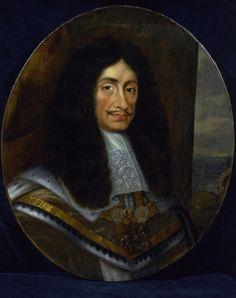 Pieter Nason, Circle of (1612-90) - - - Charles II (1630-85) 1662c.