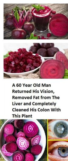Doctors Have No Explanation. The Combination Of These 3 Foods Will Return Your Vision And Cleanse Your Liver