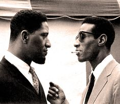 Photo : Sonny Rollins & Max Roach The Giants Check his work if you're a true mu. by Blues And Lounge Music Jazz Artists, Jazz Musicians, Music Artists, Top Artists, Black Artists, Sonny Rollins, Cool Jazz, Music Is Life, My Music